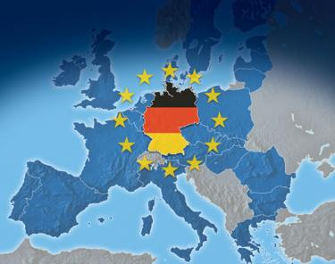 German Growth in the EU