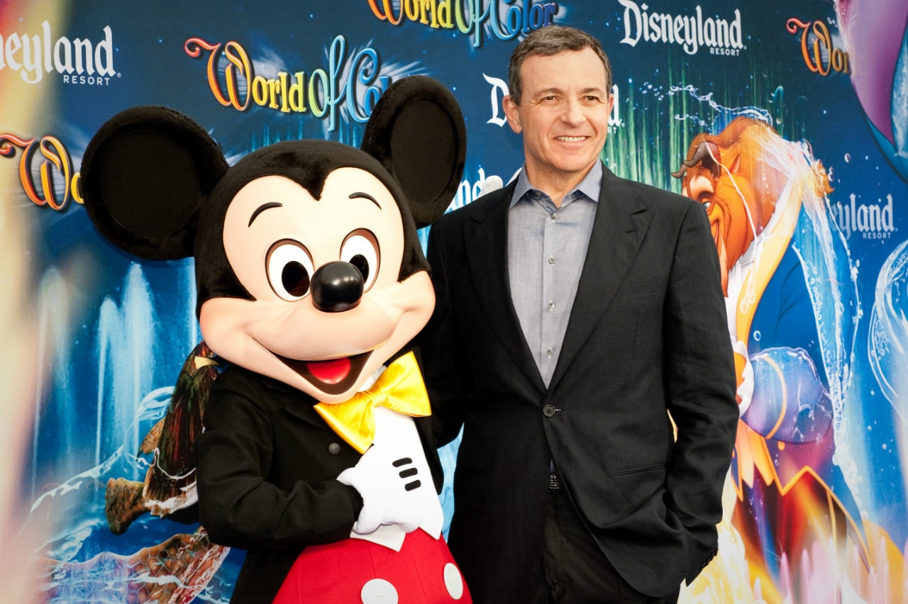 Bob Iger (source: wikipedia)