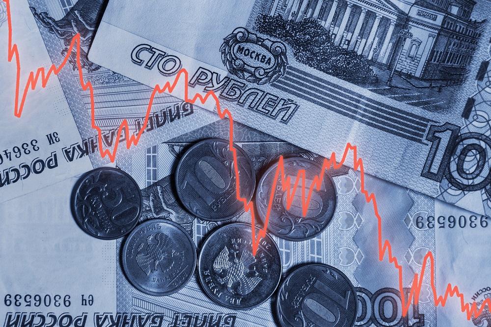 Russian Economy Falls