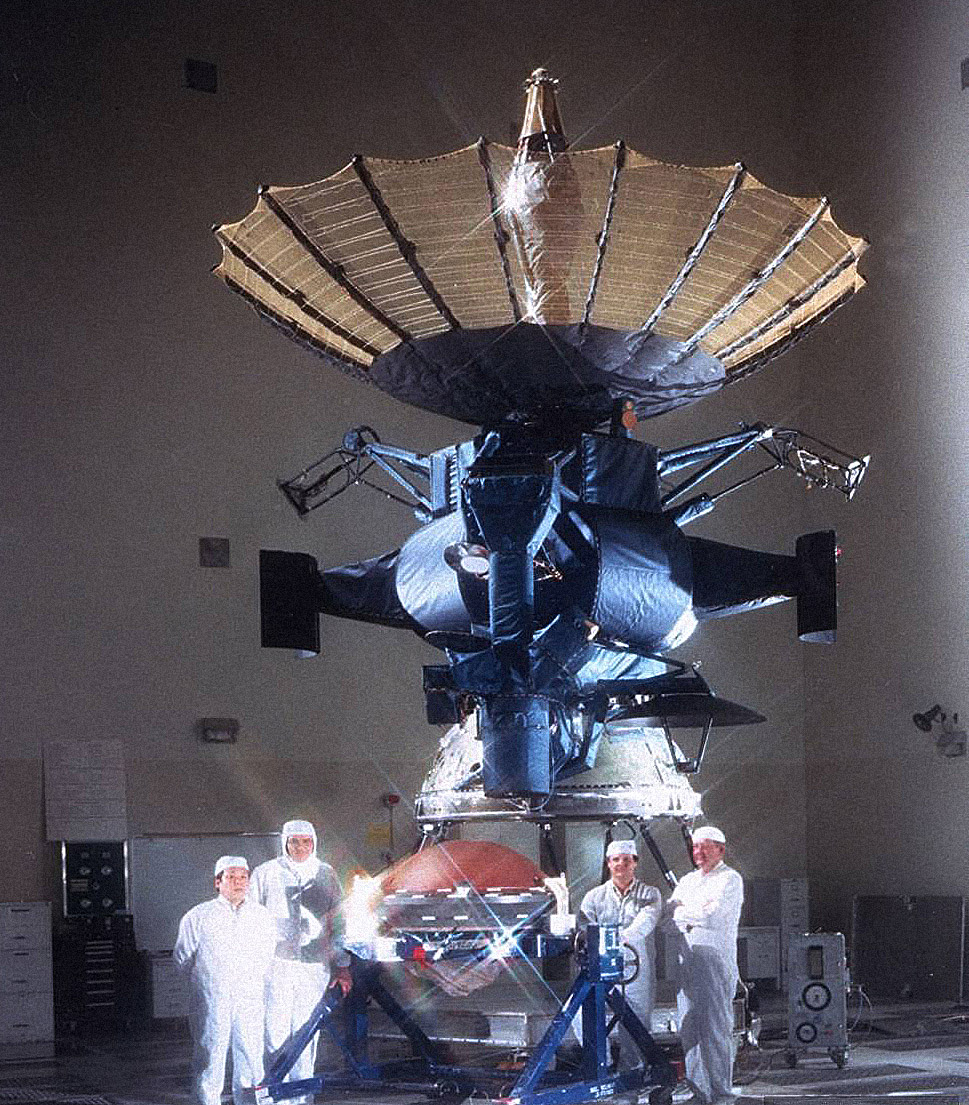 Galileo (spacecraft 1983 - Wikipedia)