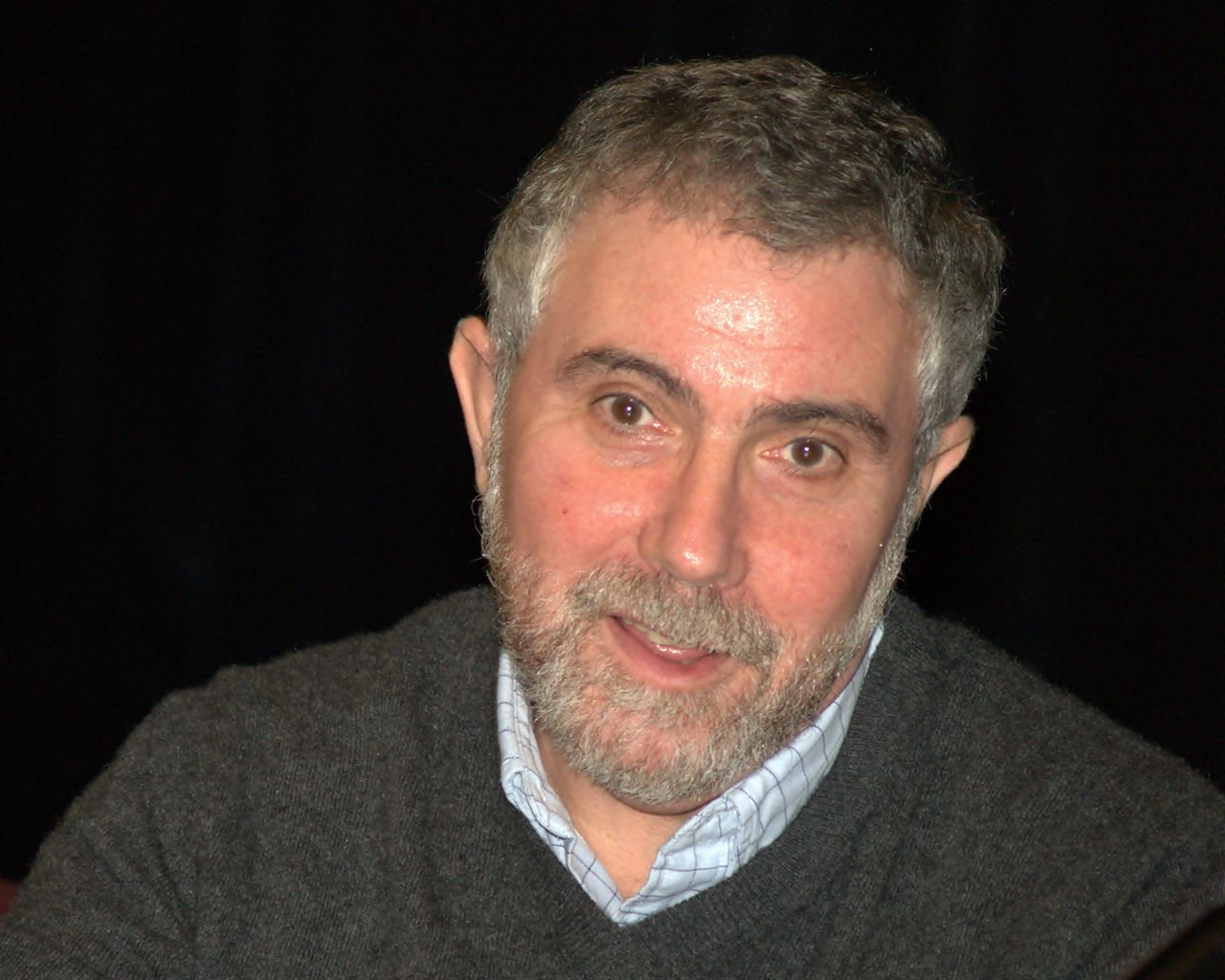 Paul Krugman (Wikipedia)