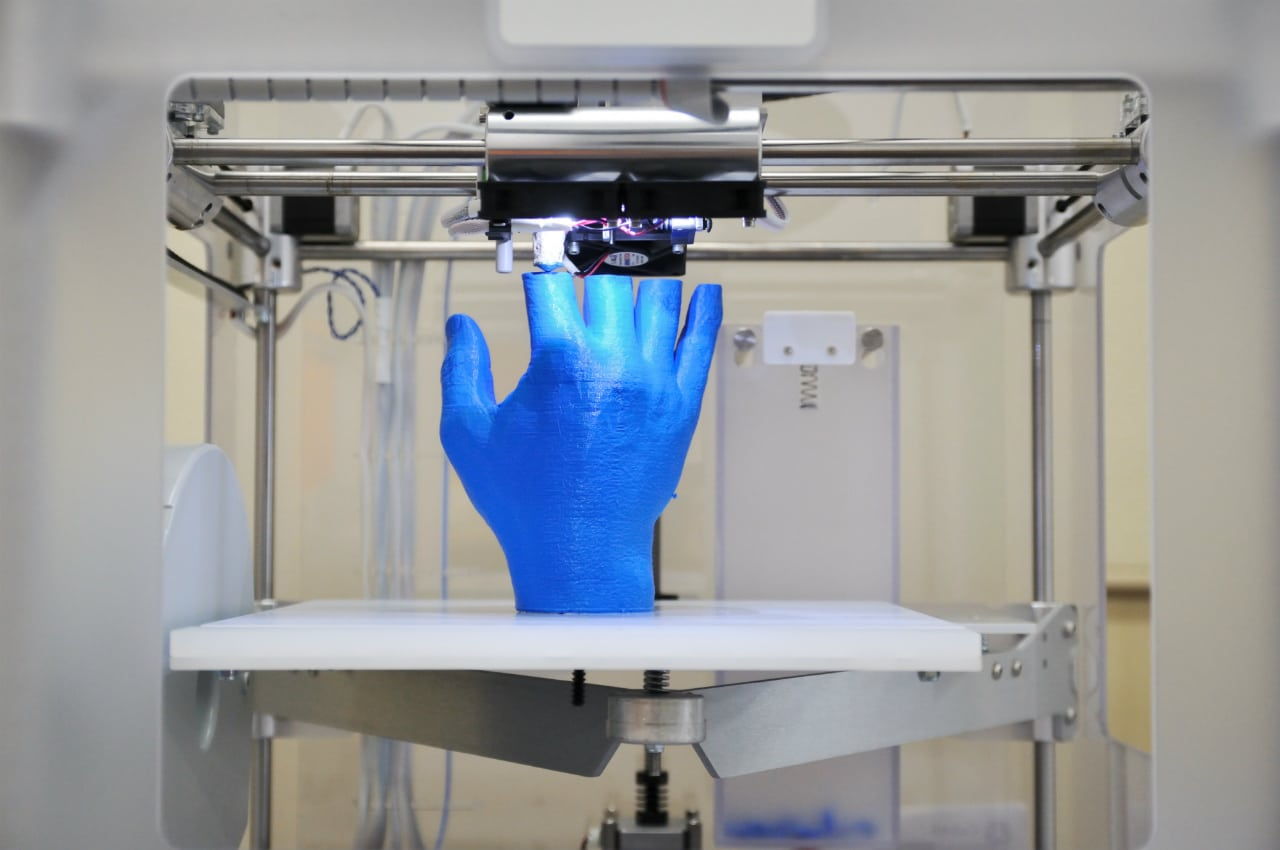 3D printing, HP's future