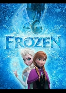 The 2013 smash-hit Frozen utilized advanced technology