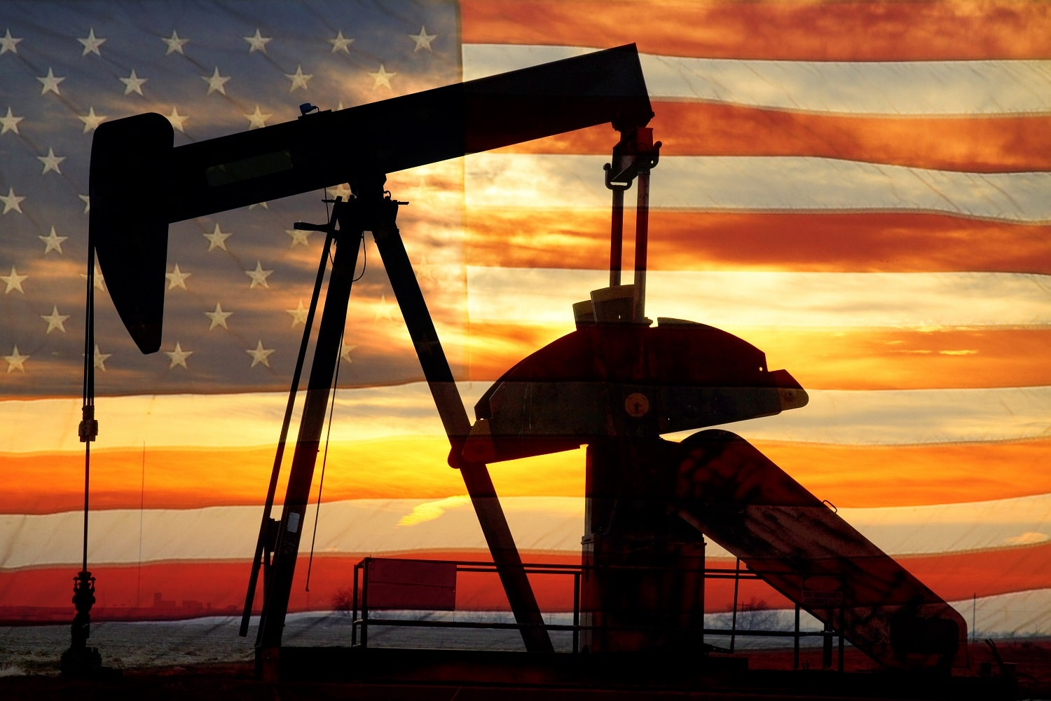 American oil exports on the rise