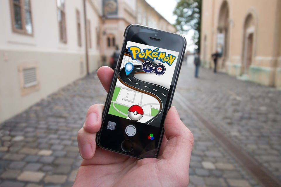 pokemon go app