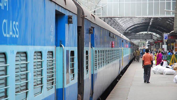 railway station in india