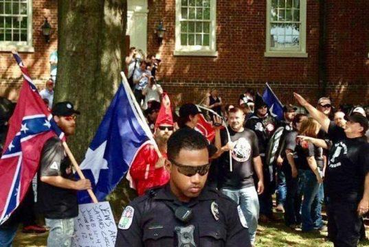 Charlottesville KKK