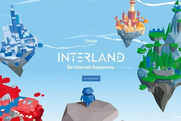 Google Interland Game