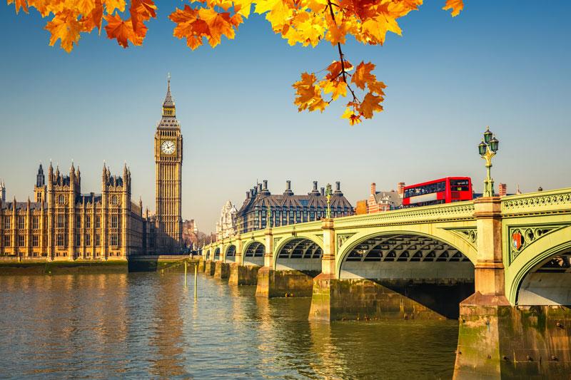London, UK View