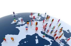 EU Map Eurocheddar